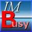 IMBusy logo