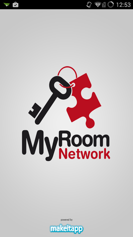 MyRoom Network- screenshot