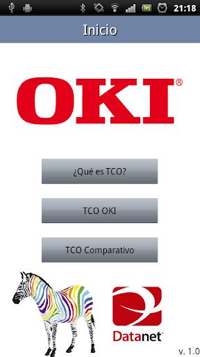 OKI TCO