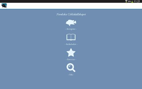 App NCS Medlem APK for Windows Phone