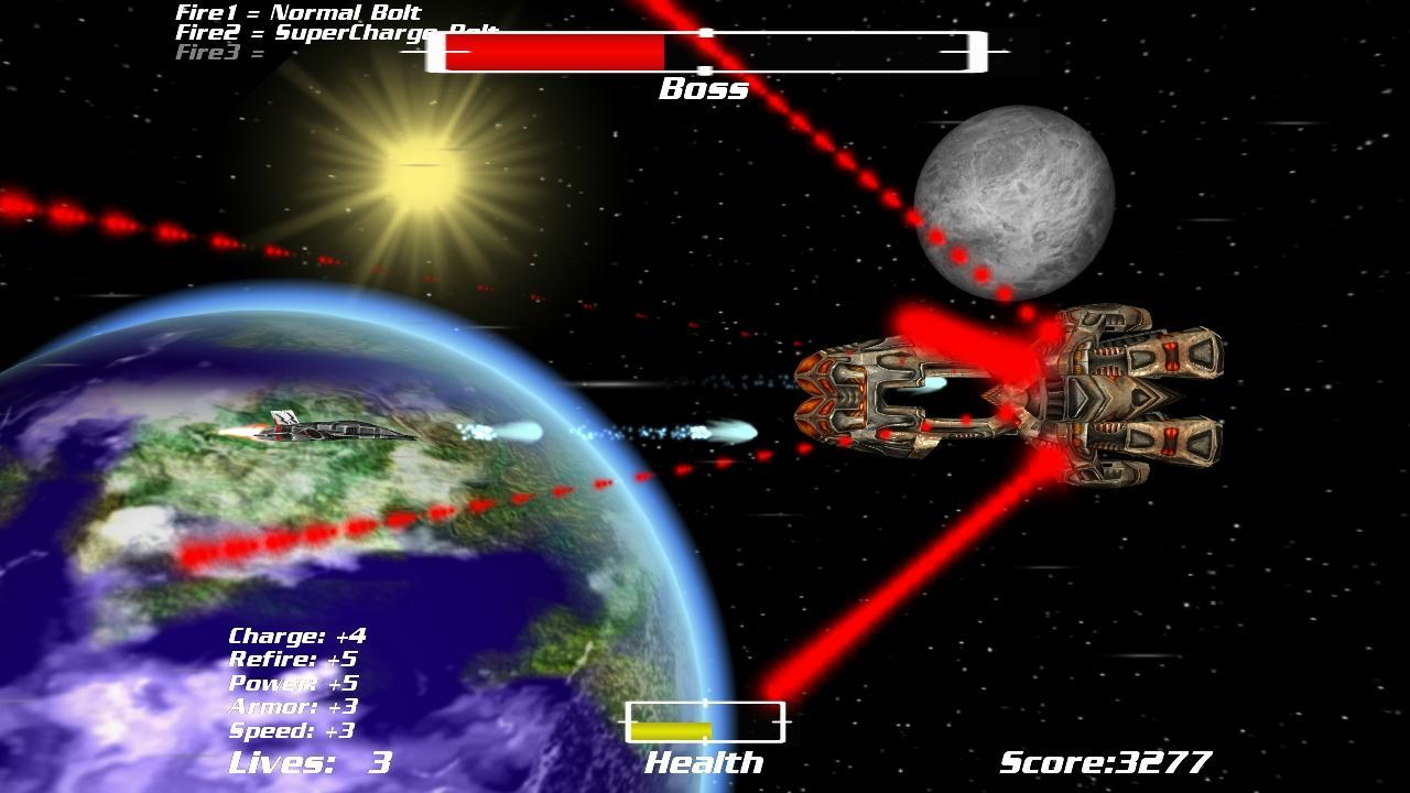 BlastZone 2: Arcade Shooter - screenshot