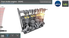 Interactive Four-Stroke Engineのおすすめ画像1