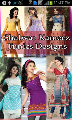 Shalwar Kameez Tunics Designs