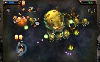Screenshot of Sela The Space Pirate FREE