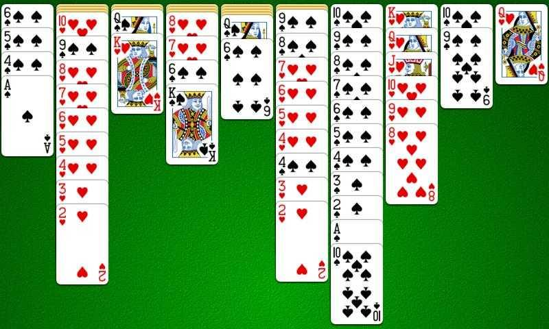 free cell 4 deck spider solitaire