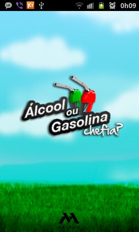 Alcool ou Gasolina, Chefia?- screenshot