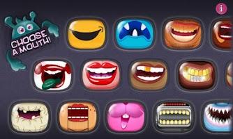 Screenshot of MouthOff™