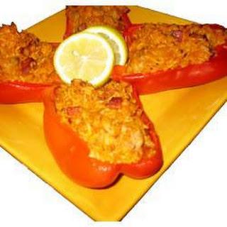 Cajun Stuffed Peppers