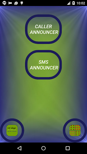Announcer - Call and SMS