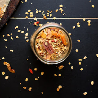 Maple Pecan Granola Recipe