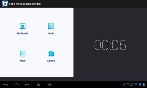 Solid Alarm Clock Extended 3.19 screenshots 11