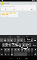 Screenshot of Hungarian Dict For KK Keyboard