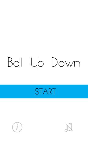 球向上向下:艱苦的比賽