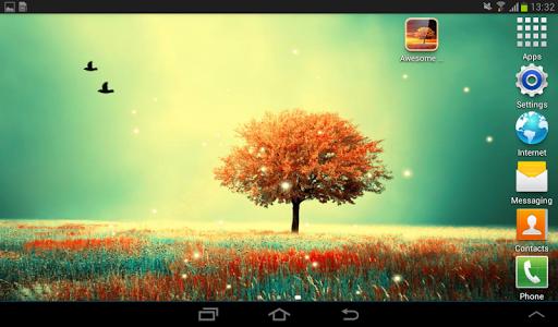 Awesome-Land Live wallpaper HD : Grow more trees 3.3.8 screenshots 12