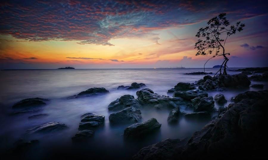 morning serenity at Ujung Barelang by Dimas Pamungkas - Uncategorized All Uncategorized