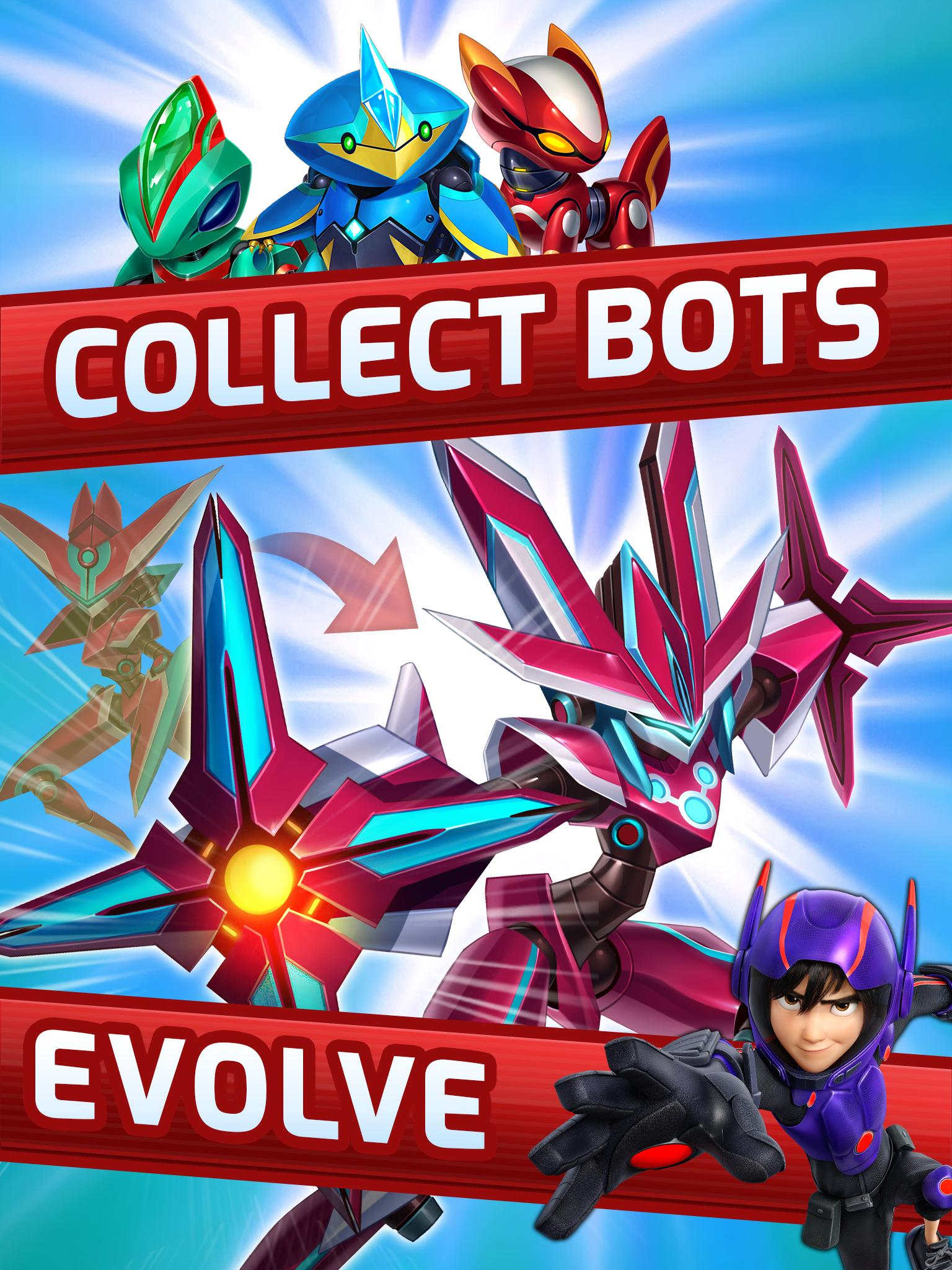 Big Hero 6 Bot Fight screenshot #16