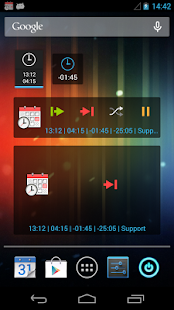 Time Recording Pro Screenshot
