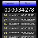 Stop watch & Timer