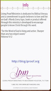 BethMooreLPM - screenshot thumbnail