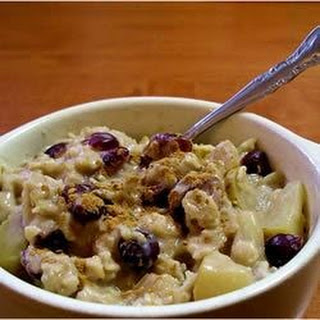 Christmas Morning Oatmeal