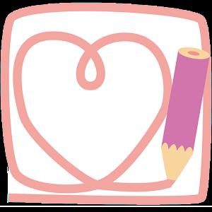 【無料】お絵かきアプリ:かわいいスタンプ付き 工具 LOGO-玩APPs