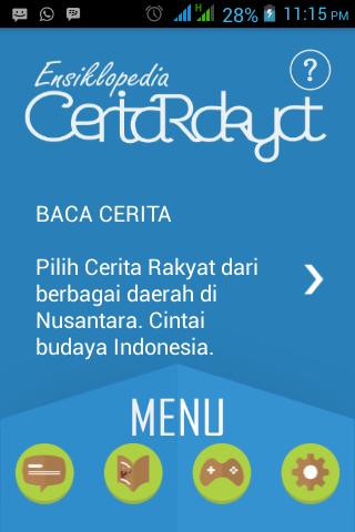 Ensiklopedia Cerita Rakyat  screenshots 2