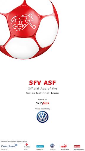SFV ASF - Swiss National Team