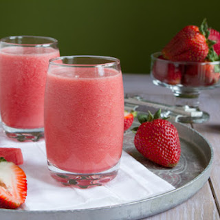 Watermelon Smoothie Cooler