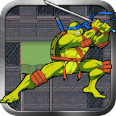 Super Ninja - Street Fighting