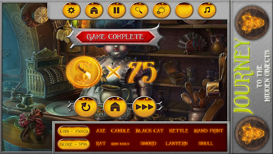 Journey Hidden Objects v52.1.1