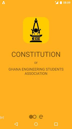 GESA Constitution