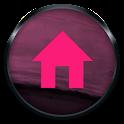 VM7 Pink Icon Set icon