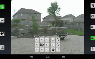 Screenshot of myLiveCams Free