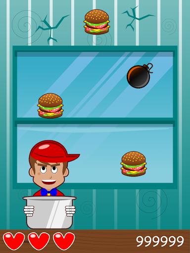 Burger Storm
