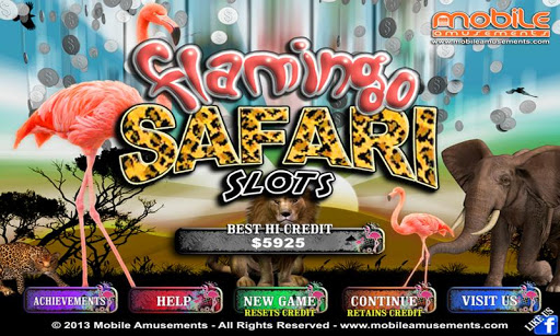 Flamingo Safari Slots PREMIUM
