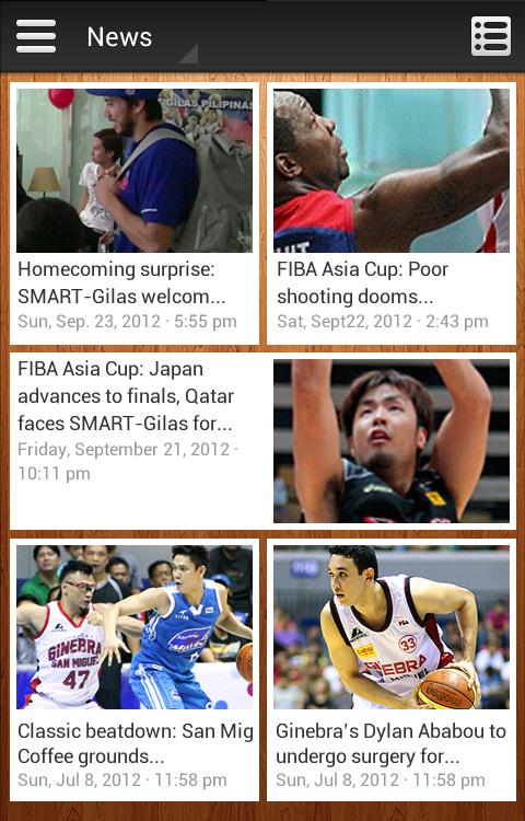 PinoyHoops - screenshot