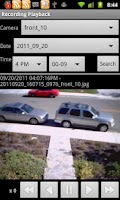 Screenshot of IP Cam Viewer Lite