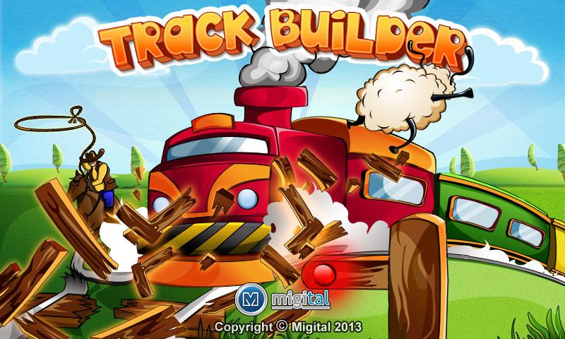 Track Builder- screenshot
