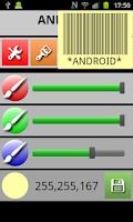 Screenshot of Code39