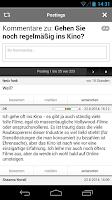 Screenshot of derStandard.at