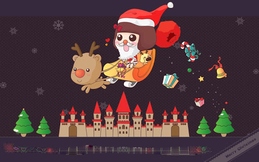 【免費個人化App】Christmas Wallpaper Free-APP點子