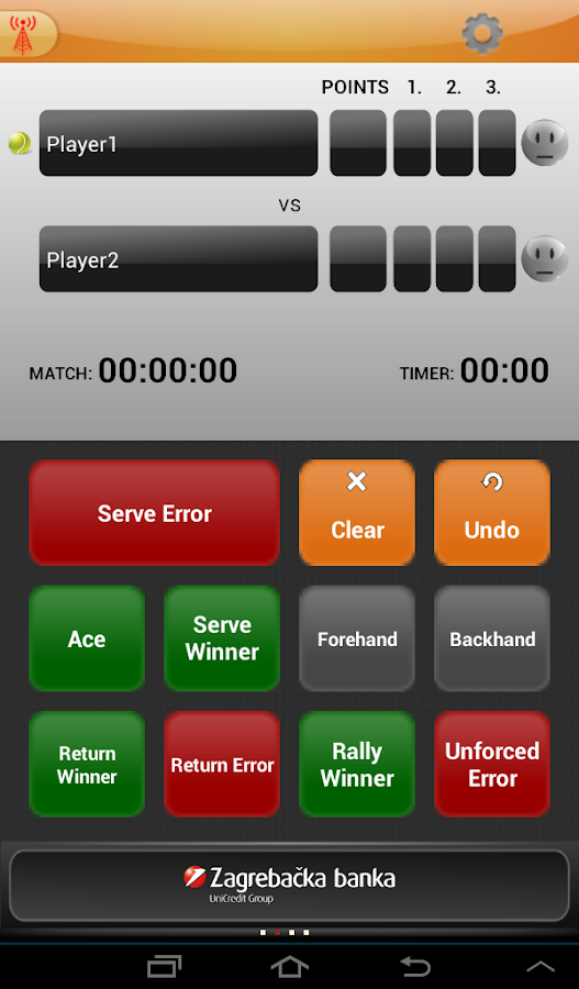 tennisTOUCH Live Tracker- screenshot