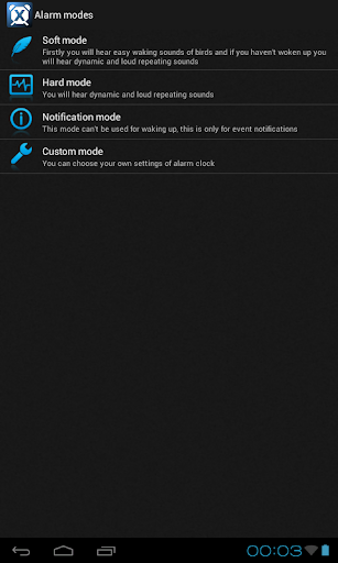 Solid Alarm Clock Extended 3.19 screenshots 22