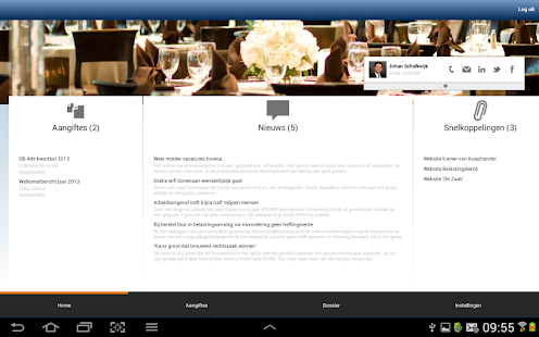 Accountancy Portal- screenshot thumbnail