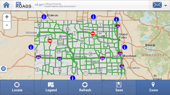 ND Roads (North Dakota Travel) - screenshot thumbnail