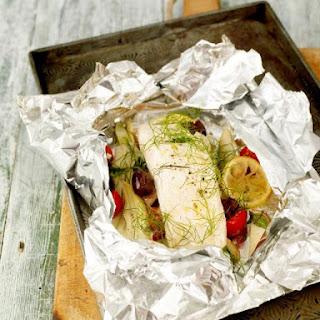 Fish in a Bag Recipe