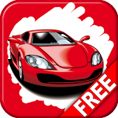 Car Scratch Game for Kids Free