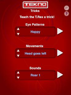 Tekno/Teksta TRex - screenshot thumbnail