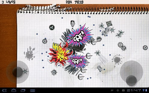 SketchWars HD Screenshot 1