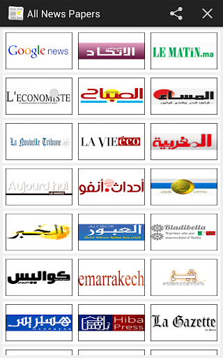 All Newspaper Morocco